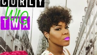 Zury Sis Wig Jenna African American Wigs Divatress Tapered Curly Twa Juleen Forbes Viyou