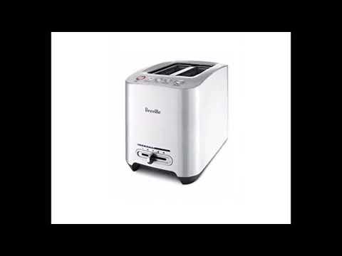 Breville BTA820XL Review - Die-Cast 2-Slice Smart Toaster