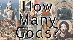 How Many Gods Are There In Total?