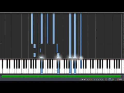 Time after time - Detective Conan [Piano Tutorial] (Synthesia)