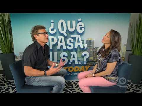 ¿Qué Pasa, U.S.A.? Today  Steven Bauer