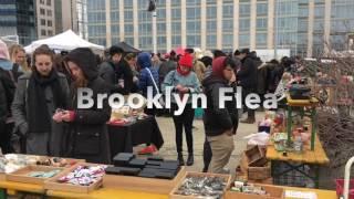Brooklyn flea & Smorgasburg, Williamsburg East River Park 4.1.2017