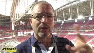 Patético Uruguay ante México - Gerardo Velázquez de León en REFEREE