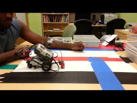 A Model - Based Robotic Reflex Agent Using Lego Mindstorms