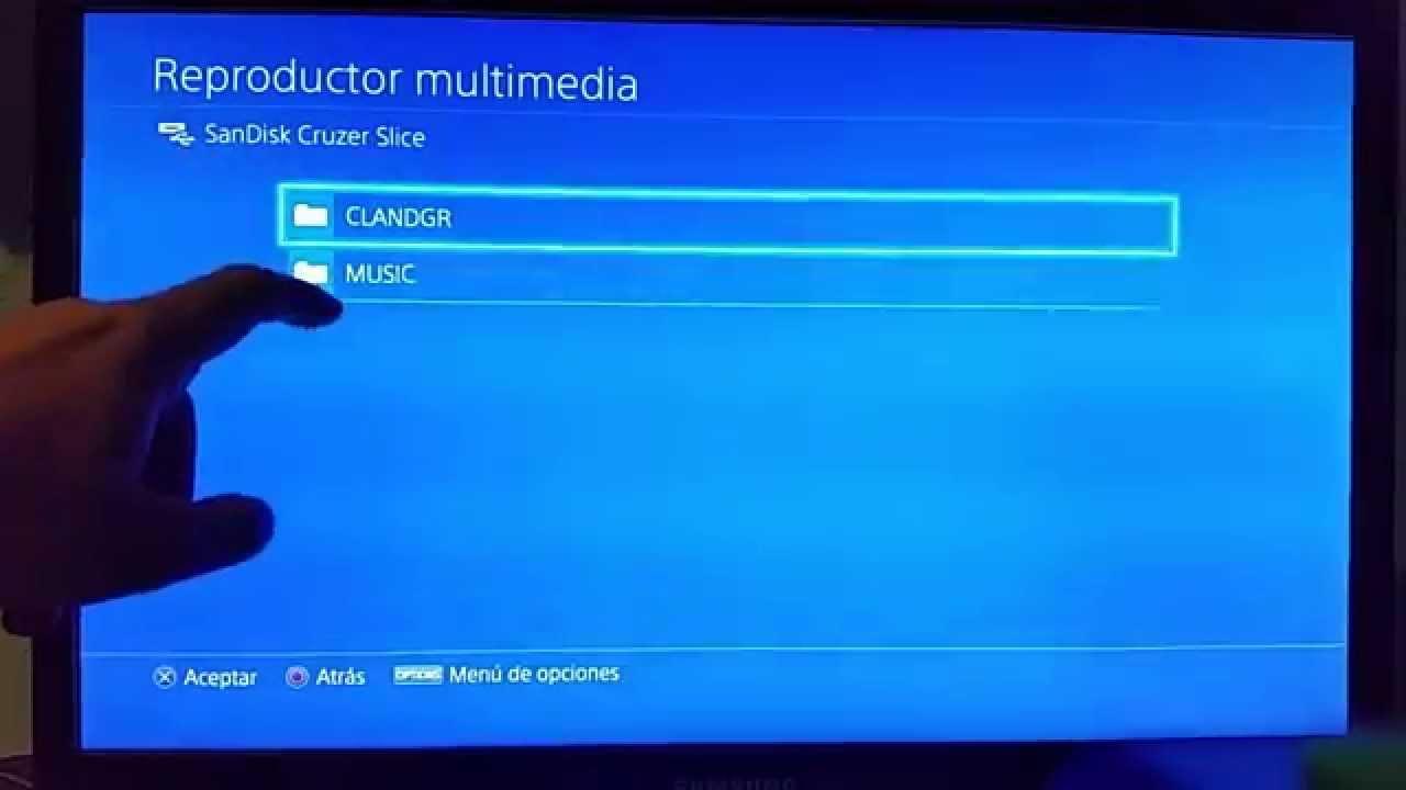 6b841650a3 [TUTORIAL] Como reproducir video, música e imágenes en PS4 con Media Player  - YouTube