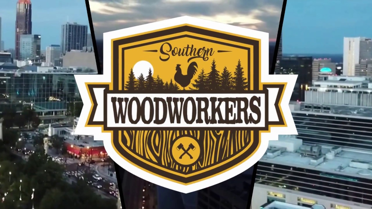 atlanta woodworking show / southern woodworkers promotion video 2018