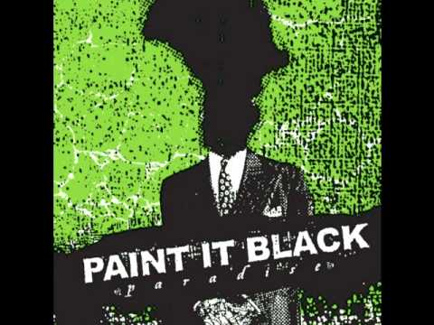 Paint It Black - Memorial Day