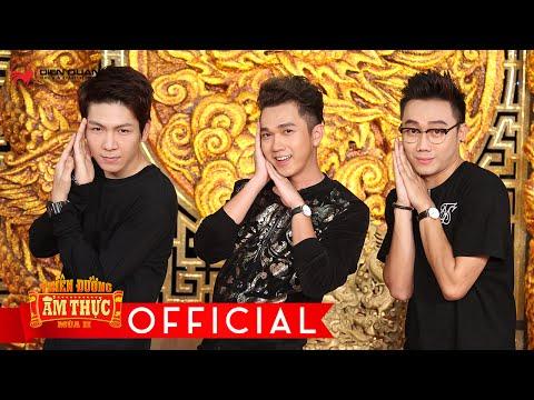 Thiên đường ẩm thực 2 | tập 14 full hd: Kelvin Khánh, Minh Xù tăng động khiến Ông Hoàng muốn bệnh