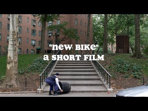 NEW BIKE a short film