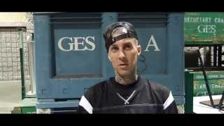 Travis Barker: The Route One Interview