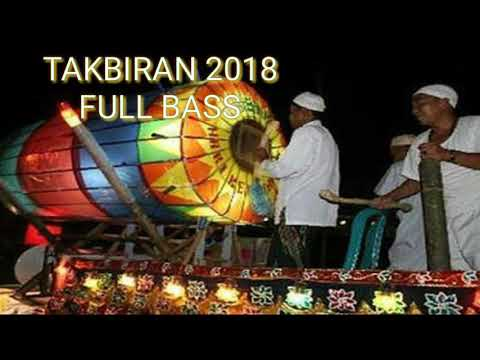Trend Takbiran 2019 Full Bass