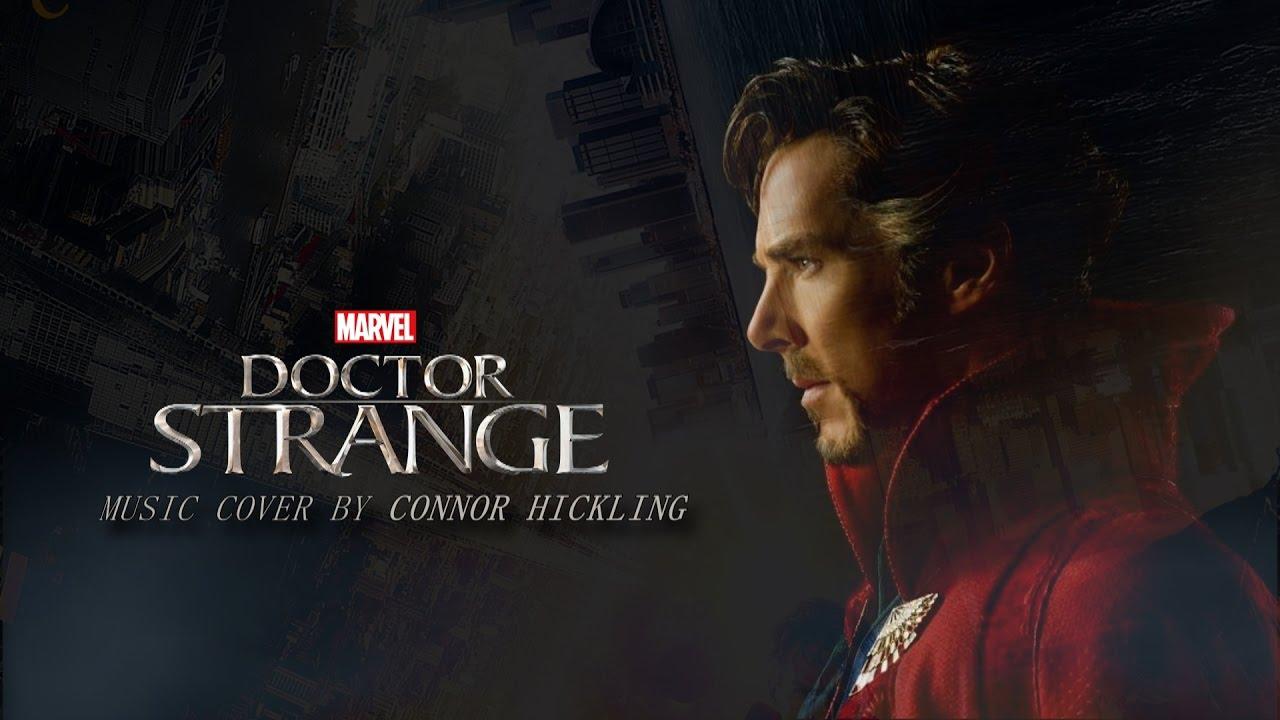 doctor strange theme cover youtube
