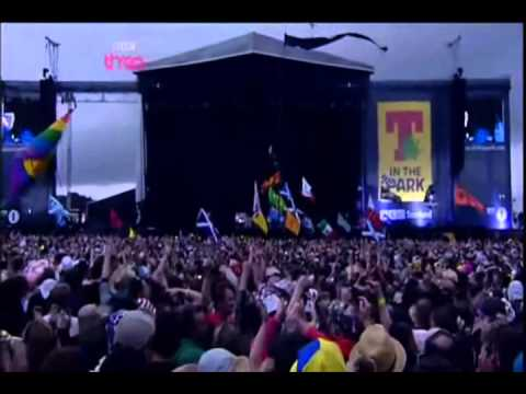 The Killers Live At T In The Park 2009  Completo