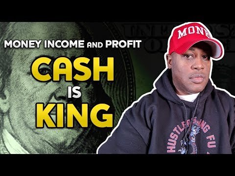 MONEY INCOME And PROFIT  Making Money  Stacking CASH Is KING Stop Listening To Folks Who SAY IT AIN