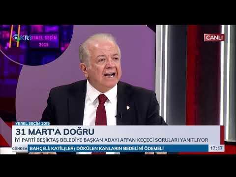 Yerel Seçim 2019 - Gökhan Gülbasar & Affan Keçeci - 15 Mart 2019