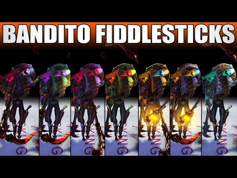 Bandito Fiddlesticks Chroma 2020