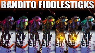 Bandito Fiddlesticks Chroma 2020
