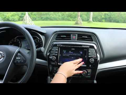 Nissan Guam Sales Consultant Katherine Palomo - 2016 Maxima
