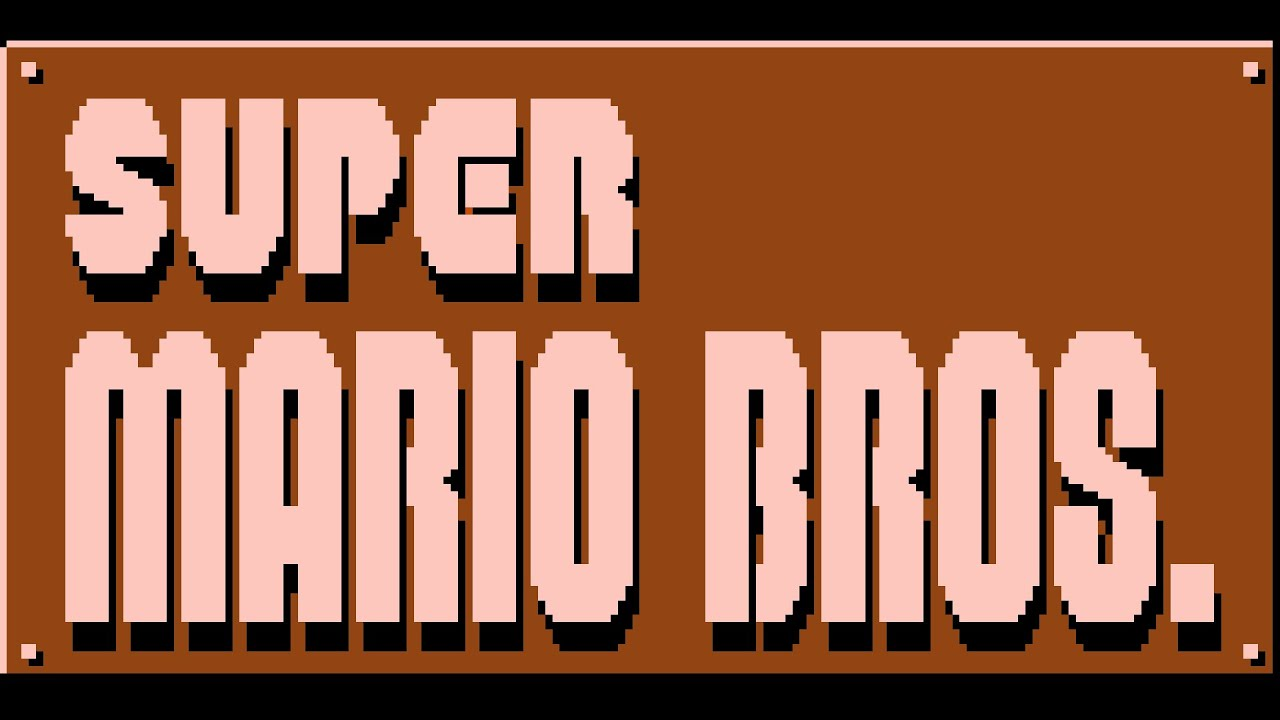 Super Mario Bros  Music - Ground Theme
