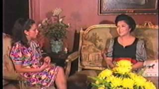 Imelda Marcos & Ferdinand Marcos