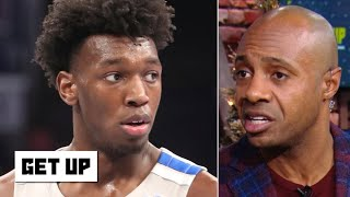 James Wiseman's decision to leave Memphis is a huge red flag for the NCAA - Jay Williams   Get Up