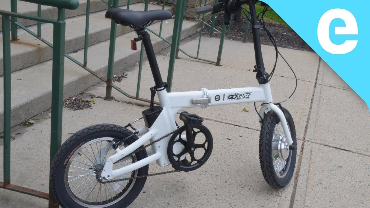 Review Gotrax Shift S1 Folding Electric Bike Youtube