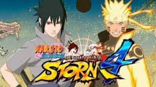 NARUTO SHIPPUDEN™: Ultimate Ninja® STORM 4 🎮AO VIVO 🟢XBOX ONE🟢#LIVE