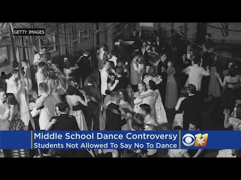 """Utah School Tells Students They Can't Say """"No"""" When Asked To Dance"""