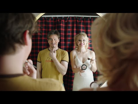 "Alison Pill and Jason Ritter Star in ""Cover Up"" 