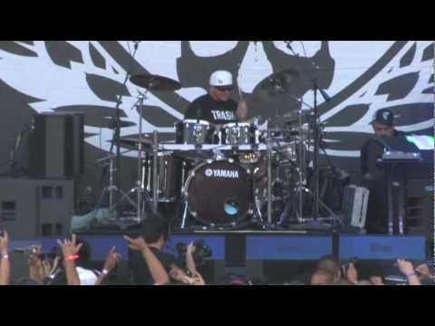 """Sublime with Rome - """"Date Rape"""" Live at Smoke Out Fest 2009"""