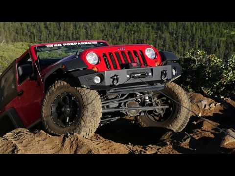 Watch The New VR Winches in Action