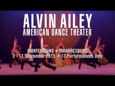 Alvin Ailey American Dance Theater - South Africa Tour