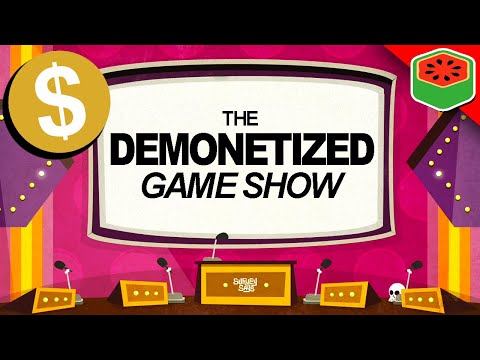 The 𝗗𝗘𝗠𝗢𝗡𝗘𝗧𝗜𝗭𝗘𝗗 Game Show! |