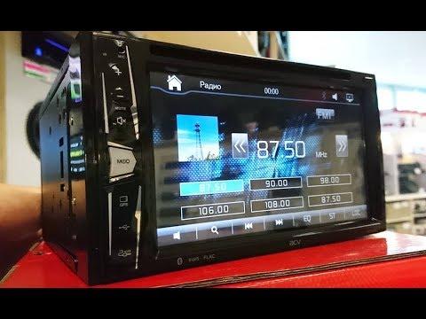 Магнитола ACV AVD-6600 с Bluetooth и поддержкой FLAC (подробный обзор)