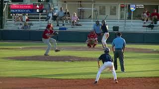 Baseball Highlights vs  Fla. Southern 4-21-18