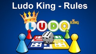 Ludo King - Rules