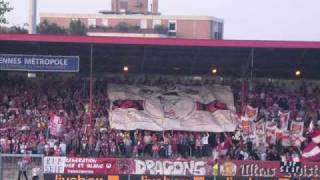 Tifo Ambiance Valenciennes