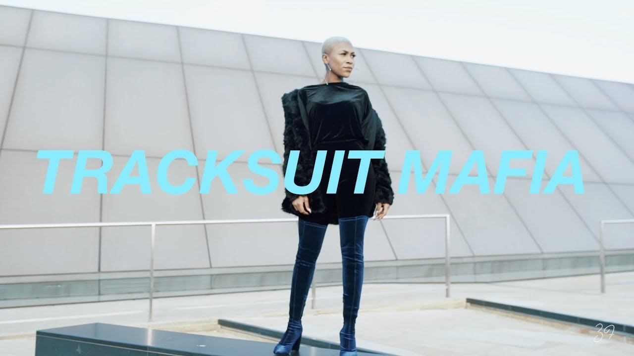 [VIDEO] - Tracksuit Mafia Lookbook: Styling AFFORDABLE Tracksuits for Winter // zeefashionista 2