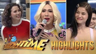 It's Showtime: Vice thanks Anne and Karylle's exes