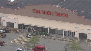 Shooting outside Home Depot in Auburn Hills