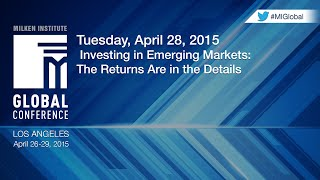 Investing in Emerging Markets: The Returns Are in the Details