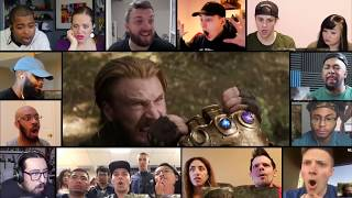 Marvel Studios' Avengers: Infinity War Trailer #2 REACTION MASHUP