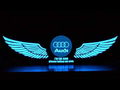 LED стикер CT25 Audi 4