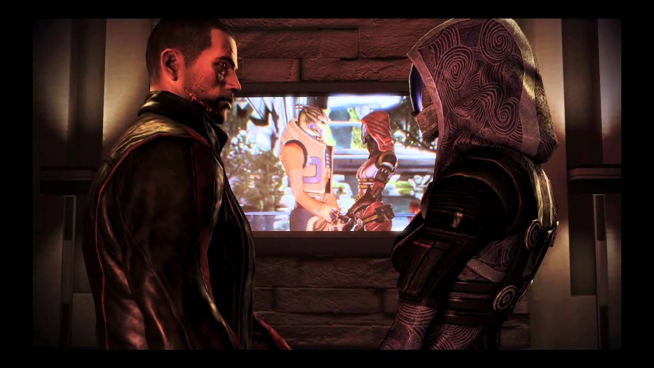mass effect 3 dlc citadelle romance tali tali chante. Black Bedroom Furniture Sets. Home Design Ideas