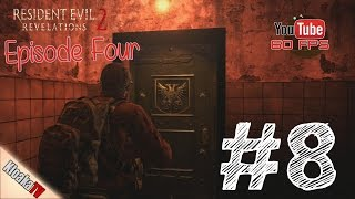 Resident Evil Revelations 2 - Episode 4 - Part 8 - Emblem Key Location