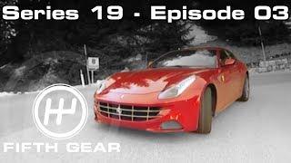 Fifth Gear: Series 19 Episode 3