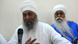 NEWS  20_05_16 BABA KARAMJIT SINGH YAMUNANAGAR WALE ASSASSINATION ATTEMPT ON DHADRIANWALE