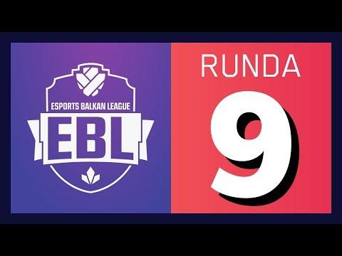 EBL LoL Runda 9 - X25 Esports vs WILD w/ Sa1na, Mićko i Đorđe Đurđev
