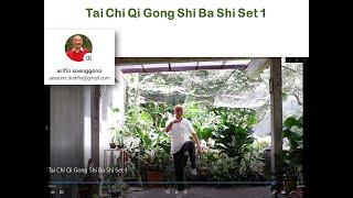 Qi Gong Shi Ba Shi Set 1