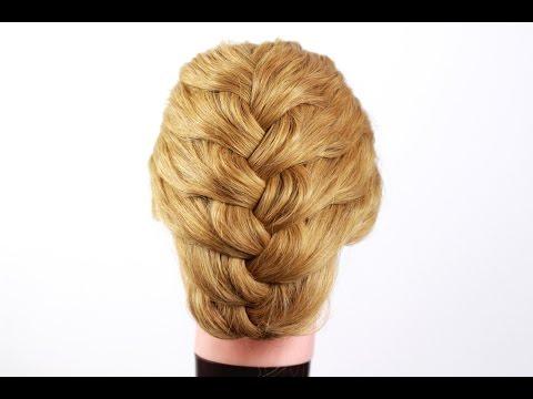 Коса дракончик- варианты наоборот, ажурный, двойной, на бок